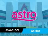 jawatan kosong astro malaysia holdings berhad
