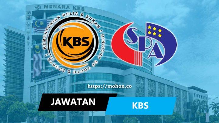 Kementerian Belia dan Sukan Malaysia (KBS)