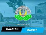 jawatan kosong terkini majlis agama islam negeri pulau pinang mainpp