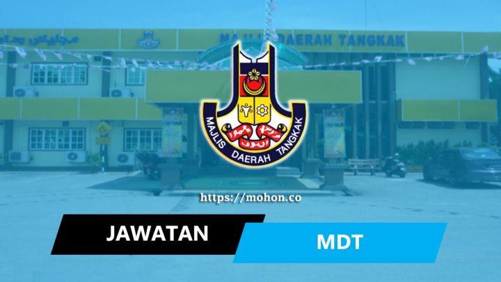 Majlis Daerah Tangkak (MDT)