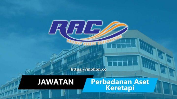 Perbadanan Aset Keretapi (RAC)
