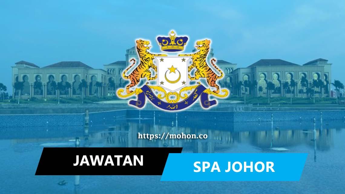 Suruhanjaya Perkhidmatan Awam Johor (SPAJ)