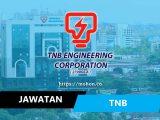 jawatan kosong tnb engineering corporation sdn bhd