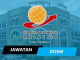 jawatan kosong terkini jabatan perangkaan malaysia dosm