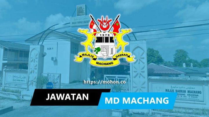 Majlis Daerah Machang
