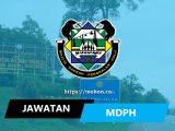 jawatan kosong terkini majlis daerah pengkalan hulu mdph