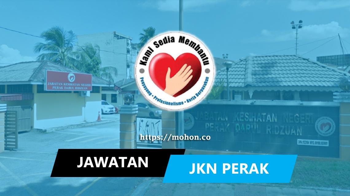 Jabatan Kesihatan Negeri Perak