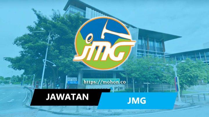Jabatan Mineral dan Geosains (JMG)