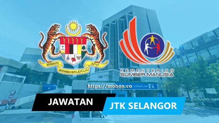 Jabatan Tenaga Kerja Selangor (JTK Selangor)