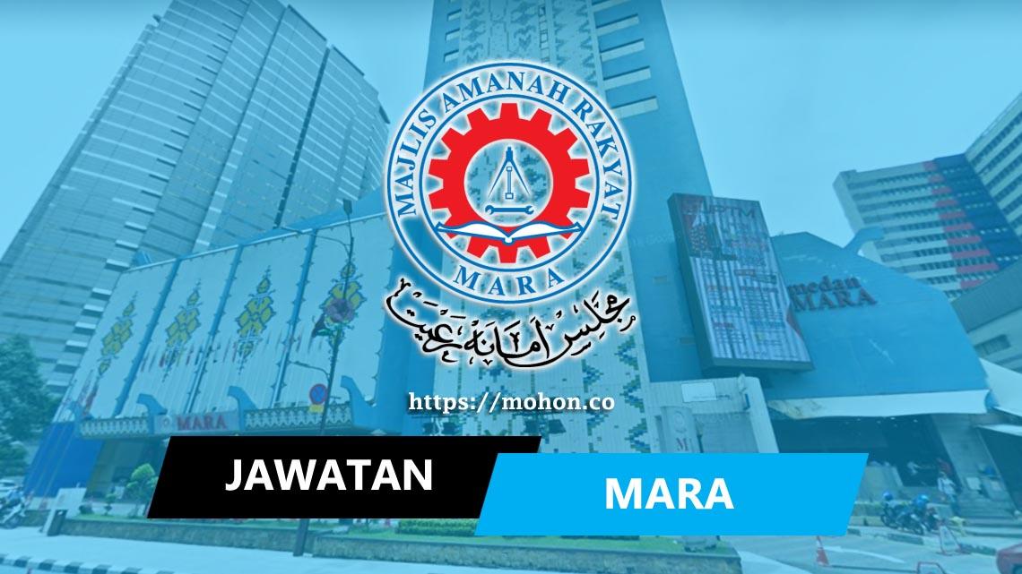 Majlis Amanah Rakyat (MARA)