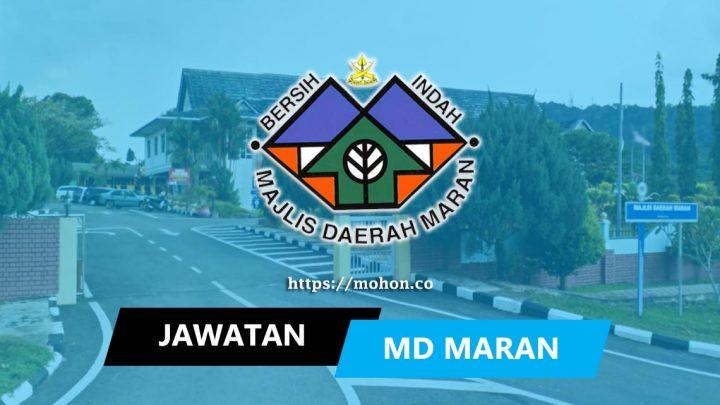 Majlis Daerah Maran (MDM)
