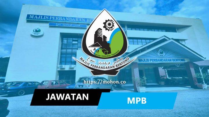 Majlis Perbandaran Bentong (MPB)