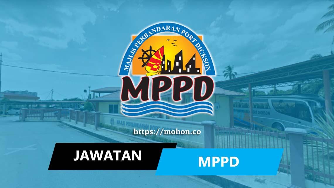 Jawatan Kosong Terkini Majlis Perbandaran Port Dickson Mppd 2019