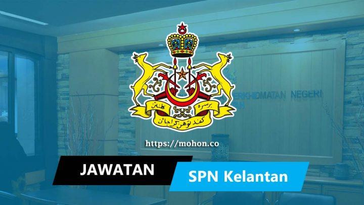 Suruhanjaya Perkhidmatan Negeri Kelantan (SPN Kelantan)