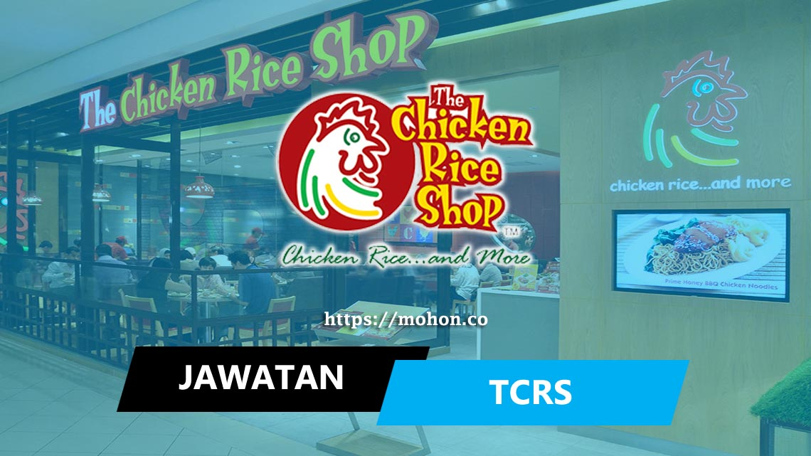 The Chicken Rice Shop (TCRS)