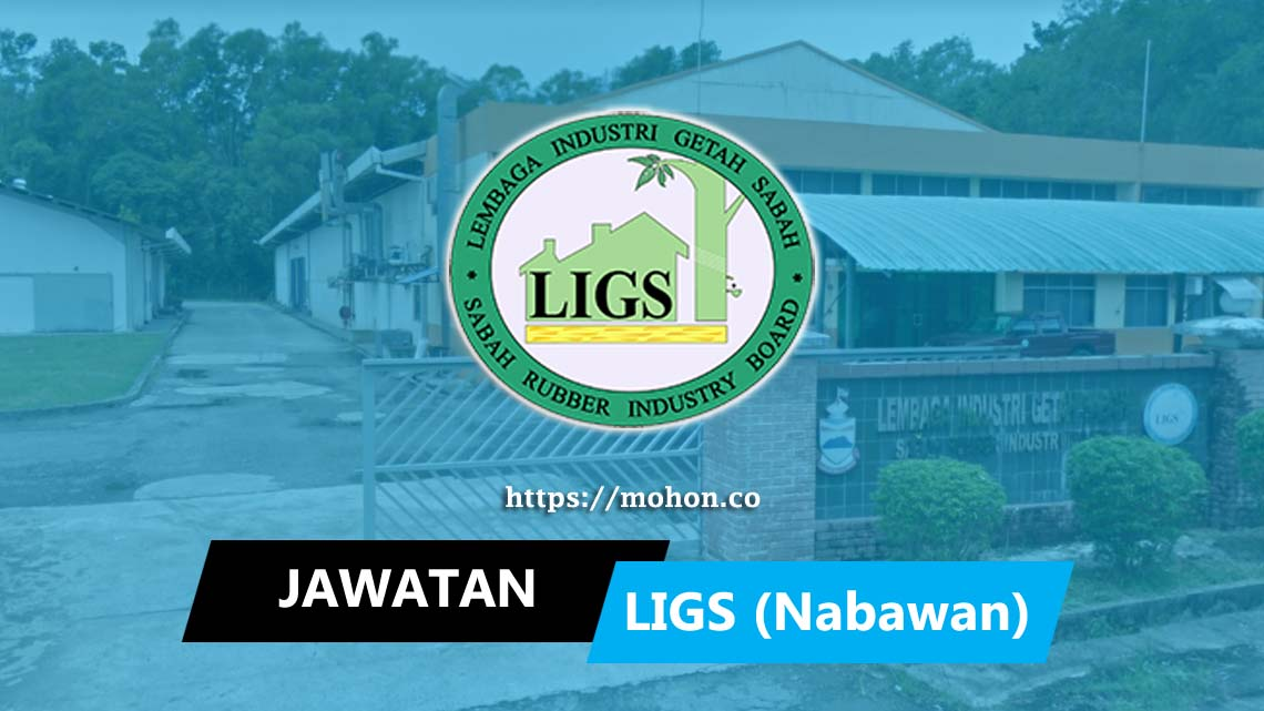 Lembaga Industri Getah Sabah (LIGS) Nabawan