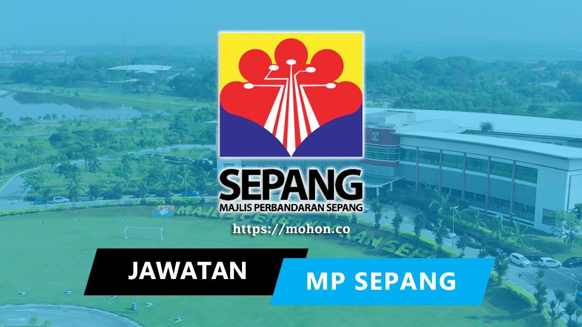Majlis Perbandaran Sepang (MP Sepang)