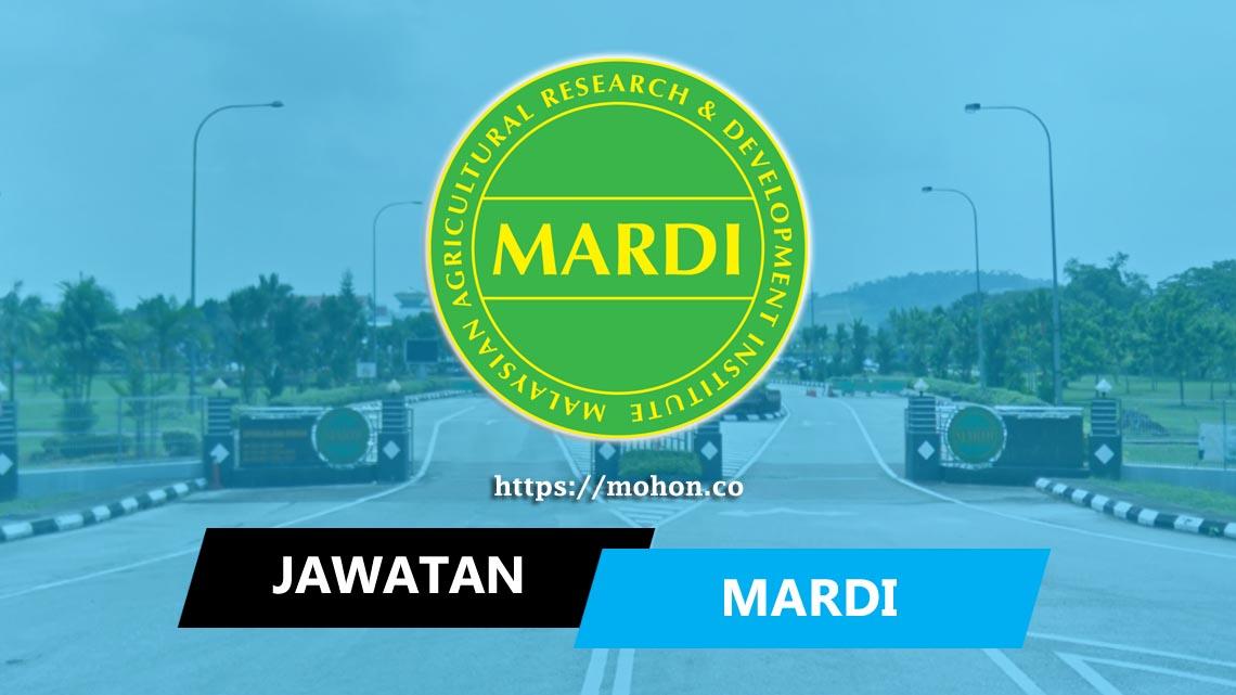 Institut Penyelidikan dan Kemajuan Pertanian Malaysia (MARDI)