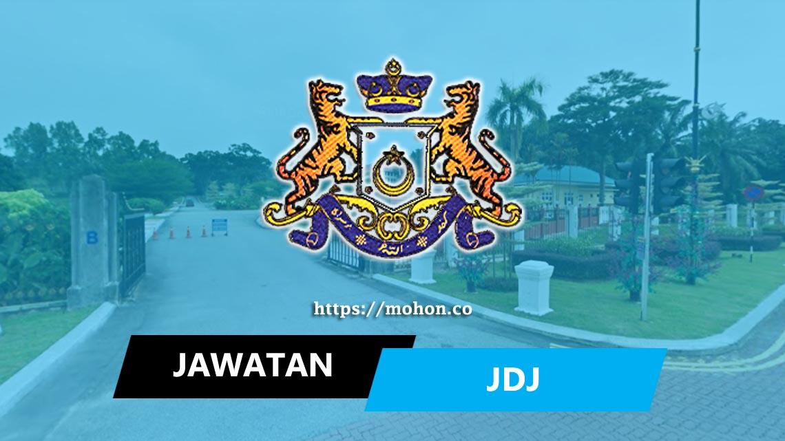 Jabatan DiRaja Johor (JDJ)