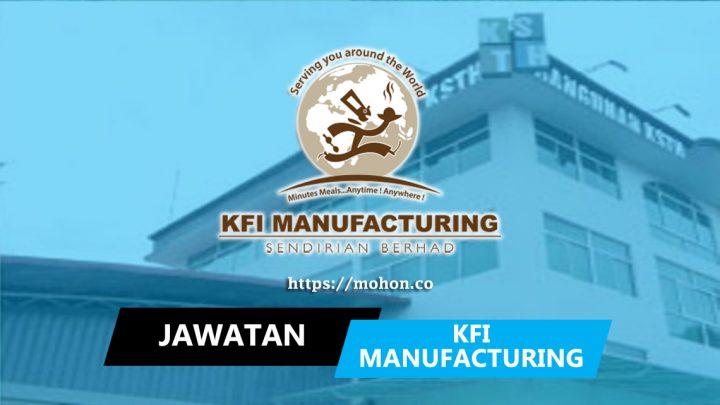 KFI Manufacturing Sdn Bhd