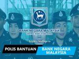 jawatan kosong polis bantuan bnm