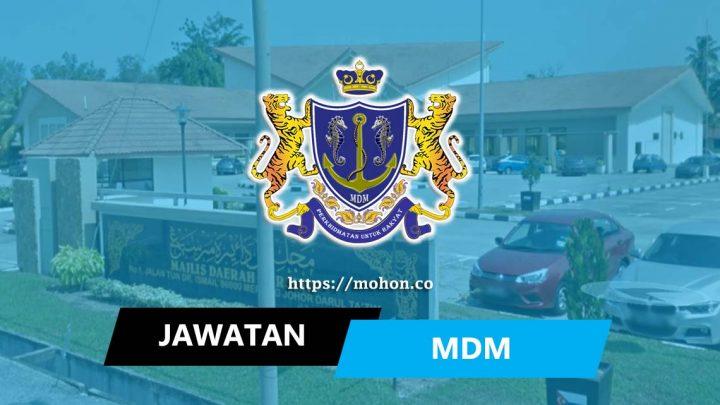 Majlis Daerah Mersing (MDM)