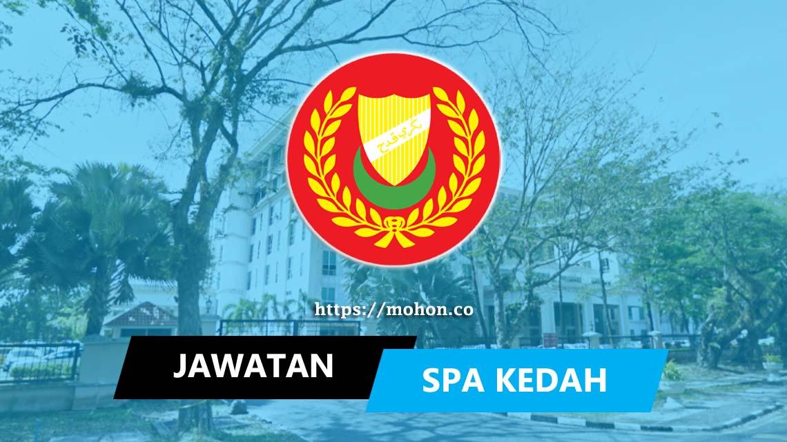 Suruhanjaya Perkhidmatan Awam Negeri Kedah (SPA KEDAH)
