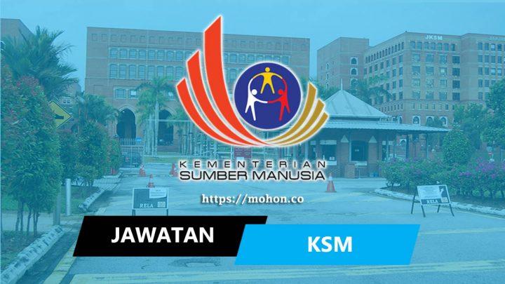 Kementerian Sumber Manusia (KSM)
