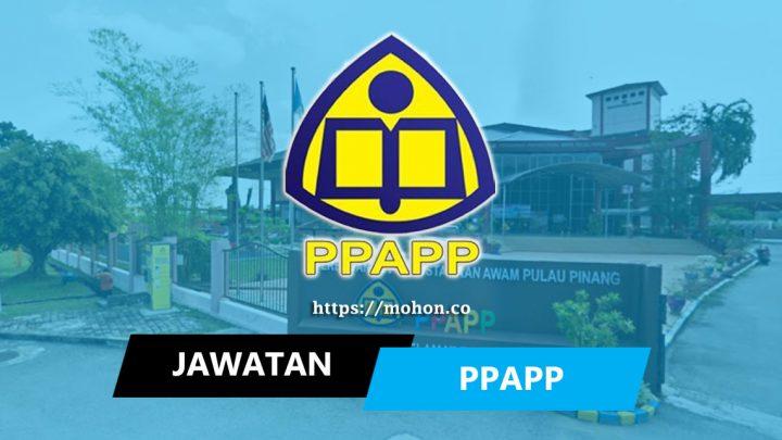 Perbadanan Perpustakaan Awam Pulau Pinang (PPAPP)
