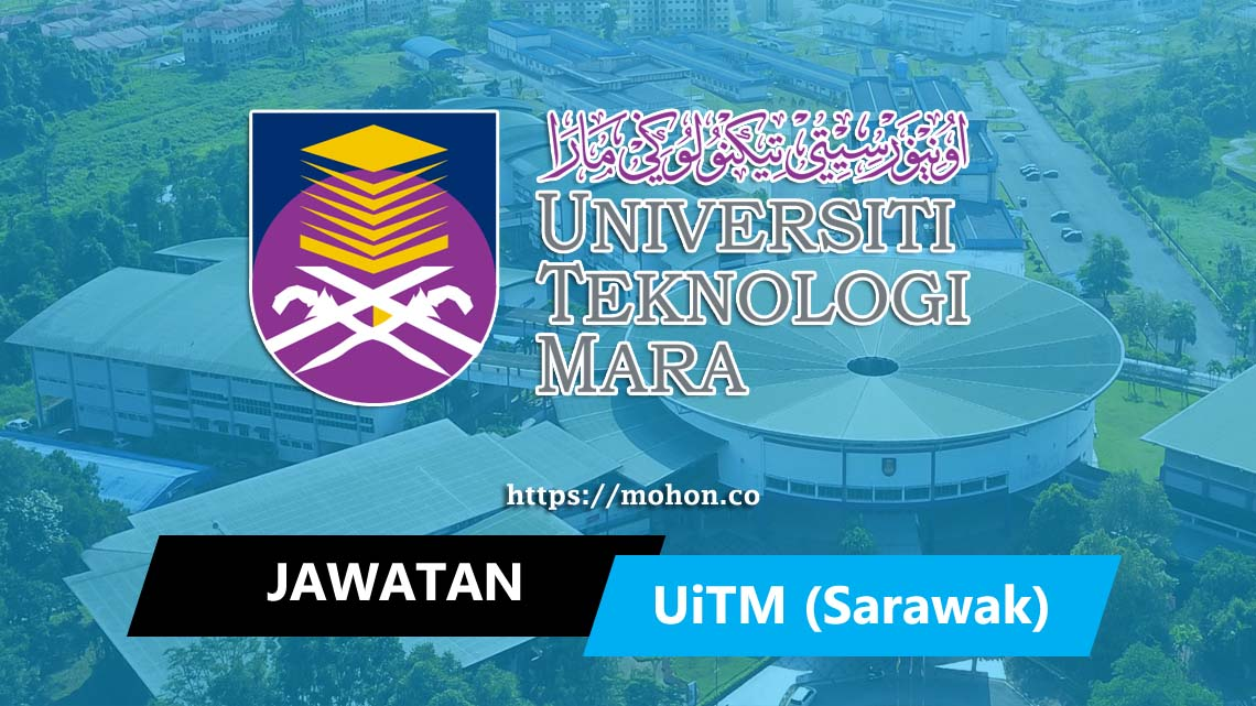 Iklan Jawatan Kosong Bukan Akademik Polis Bantuan Uitm Sarawak Facebook