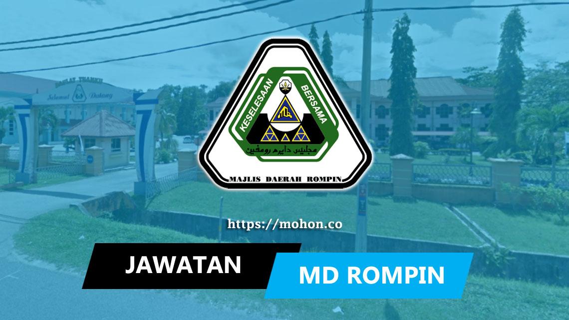 Majlis Daerah Rompin (MD Rompin)