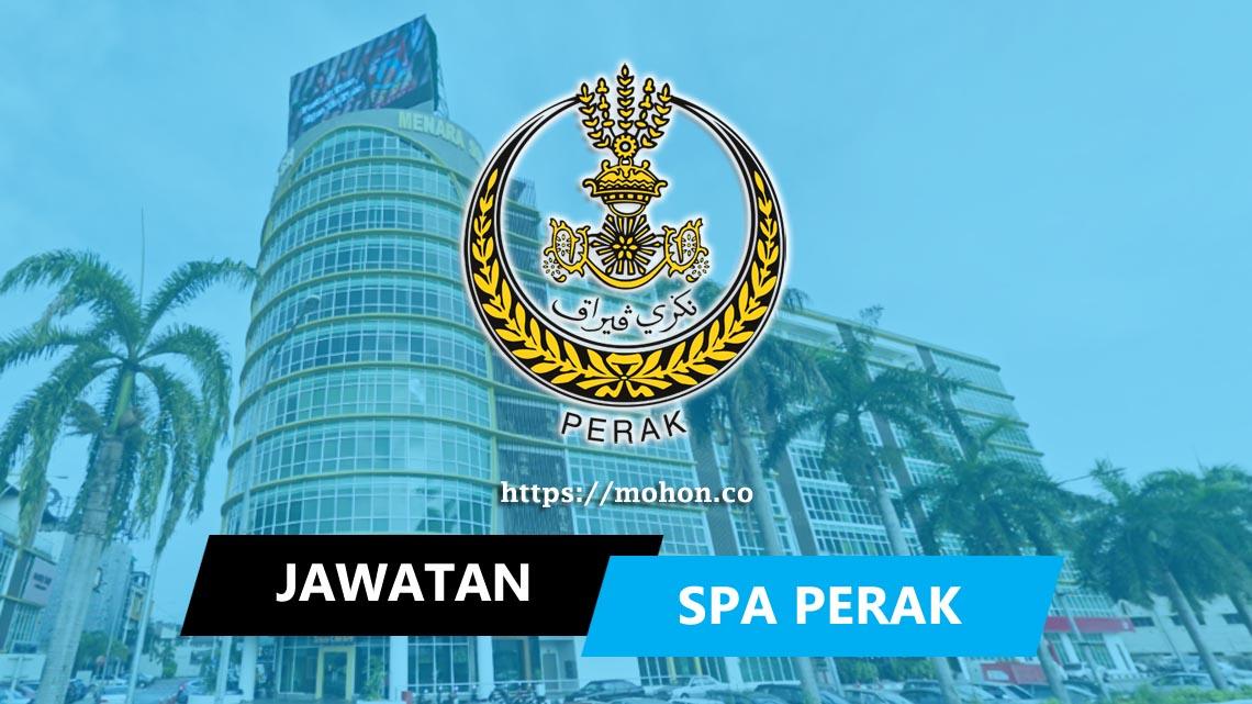 Suruhanjaya Perkhidmatan Awam Negeri Perak (SPA Perak)