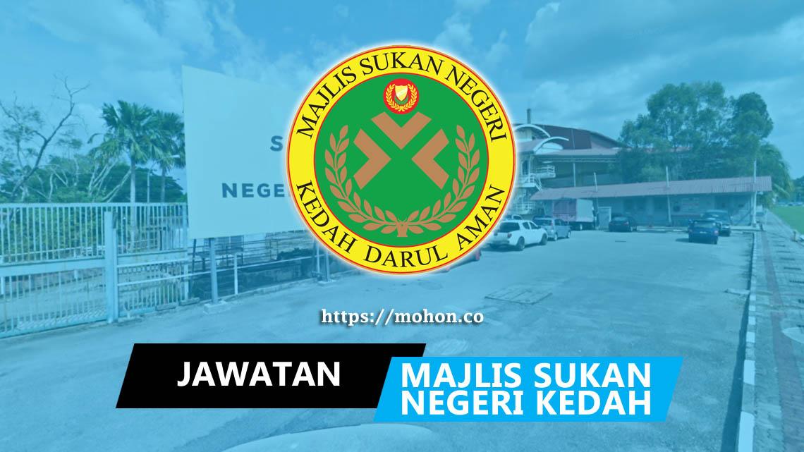 Majlis Sukan Negeri Kedah Darul Aman