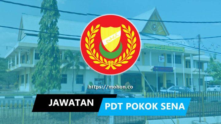 Pejabat Daerah dan Tanah Pokok Sena (PDTPS)