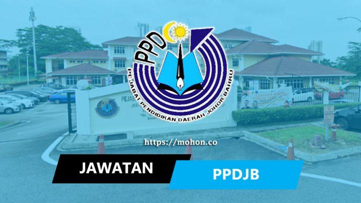 Pejabat Pendidikan Daerah Johor Bahru (PPDJB)