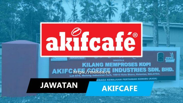 Akifcafe Coffee Industries Sdn Bhd