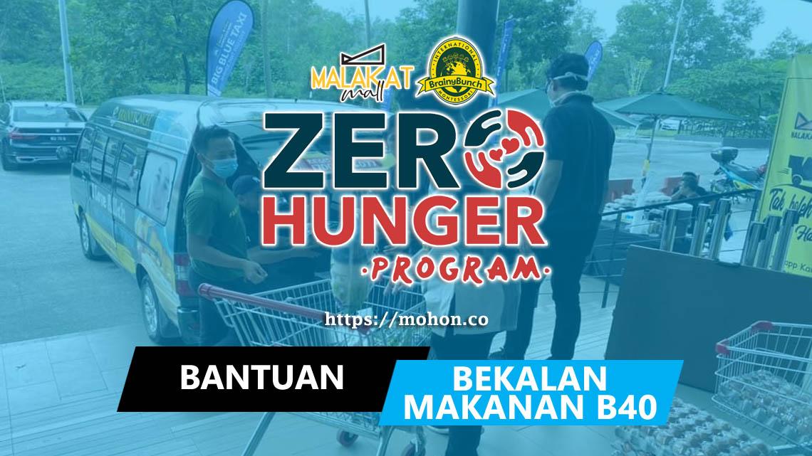Program Bantuan Bekalan Makanan B40