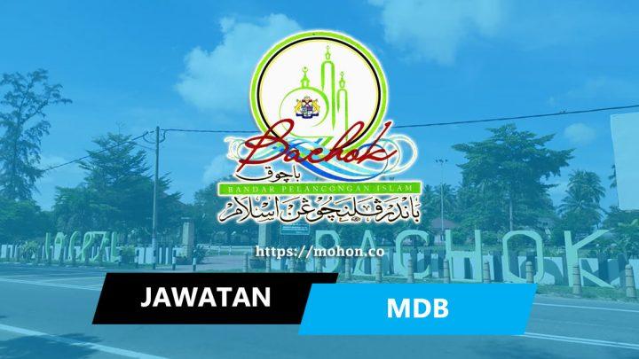 Majlis Daerah Bachok (MDB)