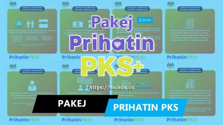 Pakej PRIHATIN PKS