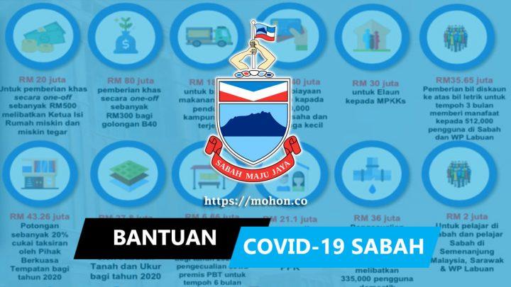 Bantuan Covid-19 Sabah