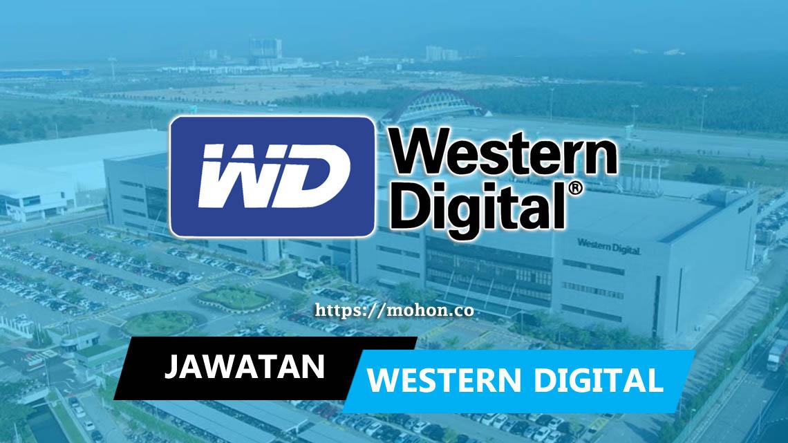Western Digital (WD) Malaysia