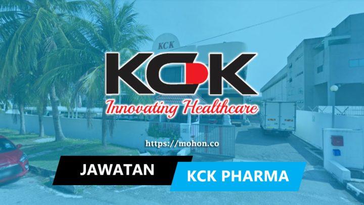 KCK Pharmaceutical Industries Sdn Bhd