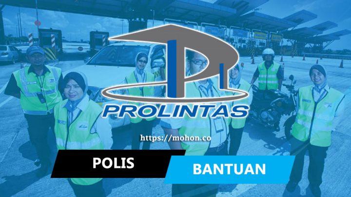 Polis Bantuan Lebuhraya (Konstabel) – PROLINTAS Group of Companies