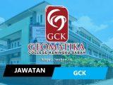 geomatika college keningau gck