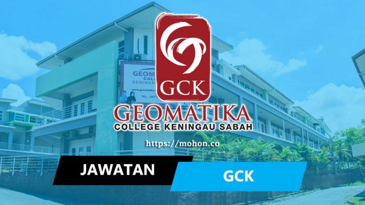 Geomatika College Keningau (GCK)