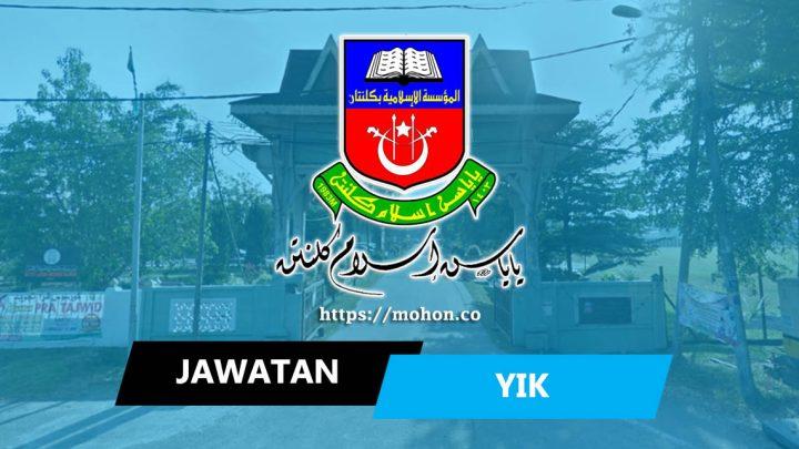 Yayasan Islam Kelantan (YIK)
