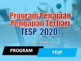 program penajaan pengajian tertiari tesp 2020