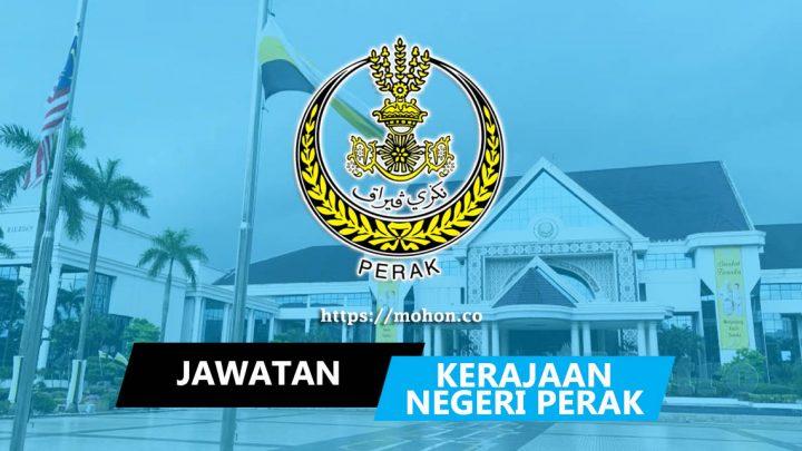Kerajaan Negeri Perak Darul Ridzuan