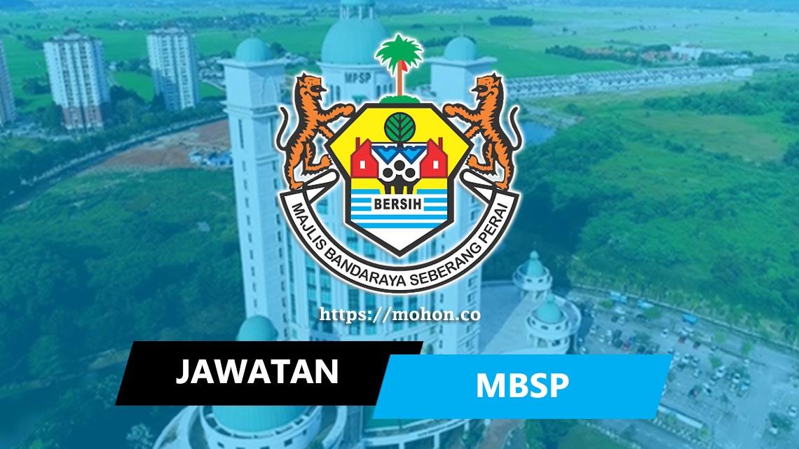 Majlis Bandaraya Seberang Perai (MBSP)
