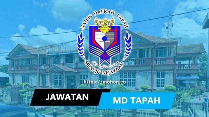Majlis Daerah Tapah (MD Tapah)